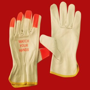 Leather Hand Gloves